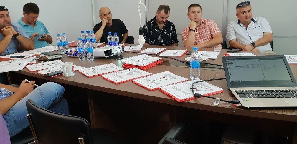 """""""Галмет-Рус"""" проводит обучение в Республике Крым"""