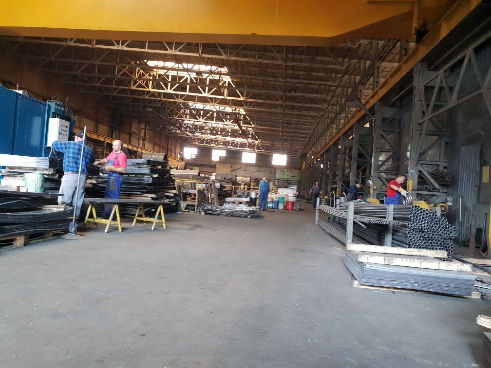 Завод Galmet в Польше